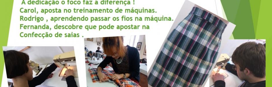 CURSO DE CORTE E COSTURA DE INICIAÇÃO EM SALA DE AULA. VENHA VOCÊ TAMBÉM  APRENDER !!! 70e5502da6c